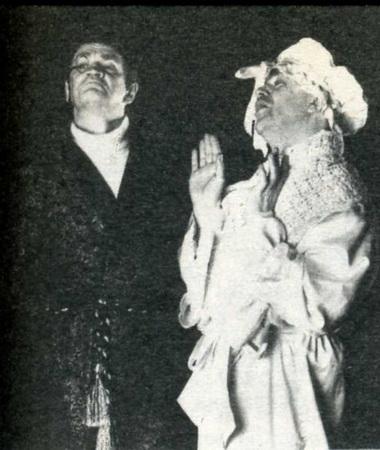 "Пол Кесселёфски иДжон Фишке. «Гибель ""Титаника""». Театр «Kesselofski &Fiske», Упсала"