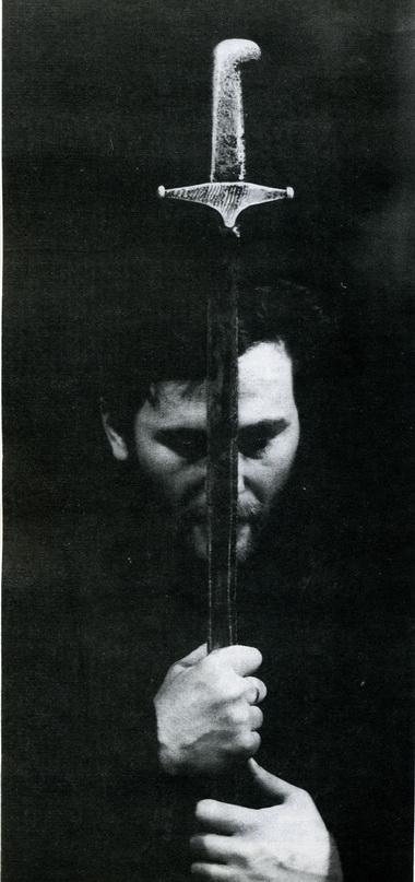 З.Папуашвили (Макбет). «Макбет». Фото Ю. Белинского