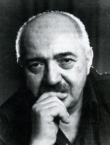 Роберт Стуруа. Фото Ю. Белинского
