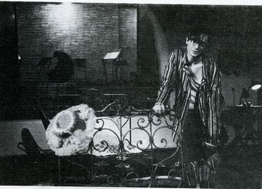 Д.Воробьёв (Леонидик). Фото В. Дюжаева