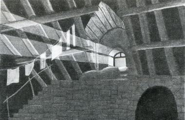 М.А.Григорьев. «Дон-Кихот». Ленинград. Академический театр драмы. 1933г.