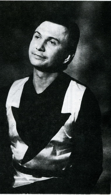 С. Кошонин (Мекки). Фото Ю. Богатырёва