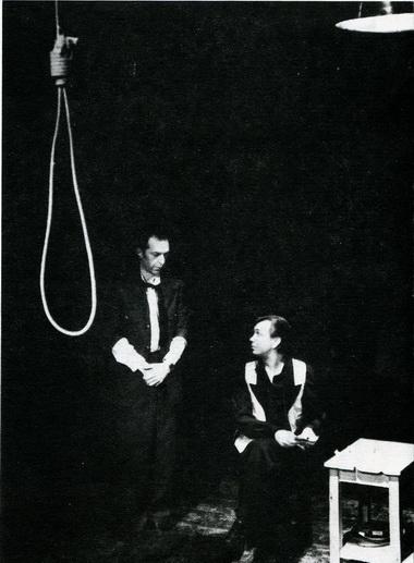 В. Кухарешин (Браун) иКошонин (Мекки). Фото Ю. Богатырёва