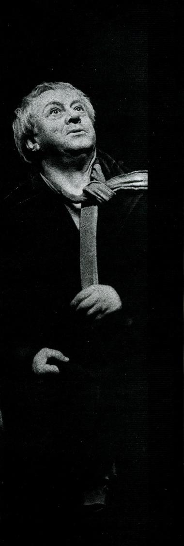 В. Стржельчик (Актёр). «Надне». Фото Ю. Белинского