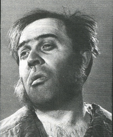 М. Данилов (Фердыщенко). «Идиот». Фото Б. Стукалова