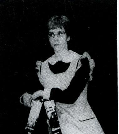 Т. Мялберг (Эмили). Фото из архива фестиваля
