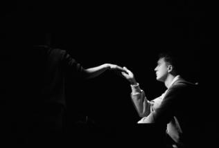 «БЕККЕТ. ПЬЕСЫ» ДМИТРИЯ ВОЛКОСТРЕЛОВА НАФЕСТИВАЛЕ «ЗОЛОТАЯ МАСКА»