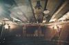 Потолок с софитами. Фото — А. Ушакова