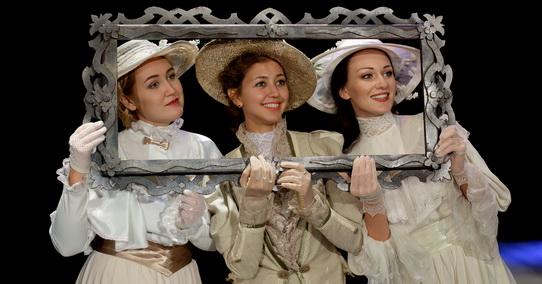 Три сестры. Возвращение
