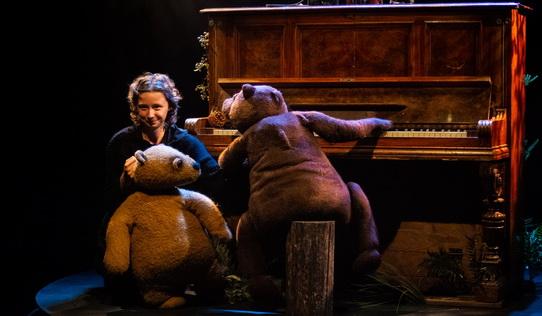 Маленький концерт для фортепиано с медведем